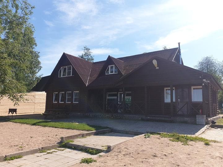 Плотвичкина Заводь коттедж №9