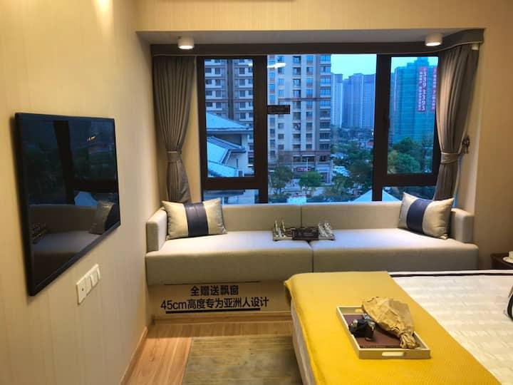 欢迎回家国际公寓碧桂园万象山湖