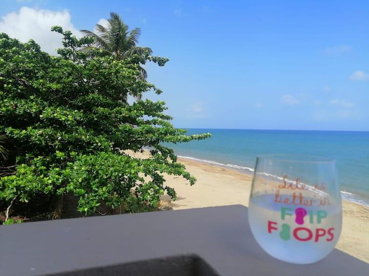 Caribbean Chalet-OPEN POOL!!! BEACH & OCEAN FRONT!