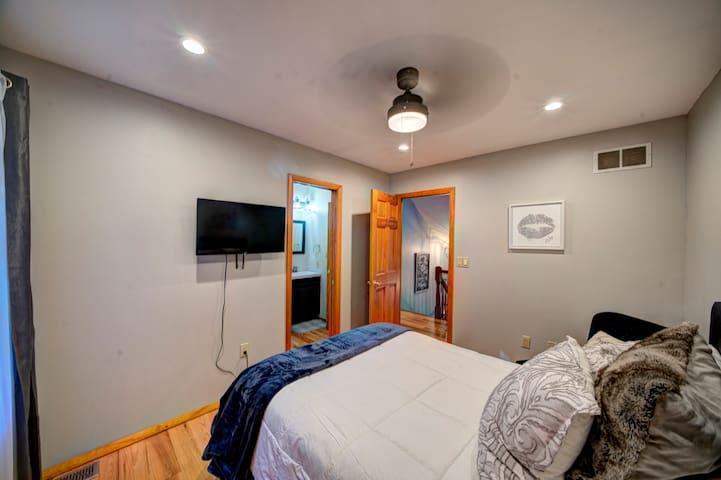 2nd Bedroom second Floor 32 inch TV