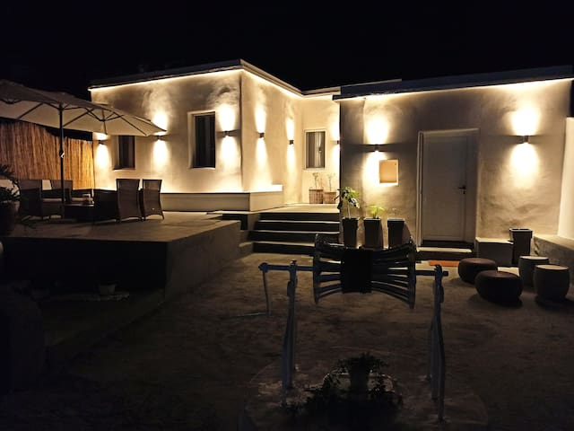 PS House Kimolos -