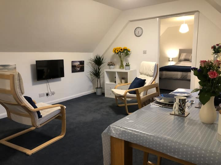 The Skyloft, Spratton - home away from home!