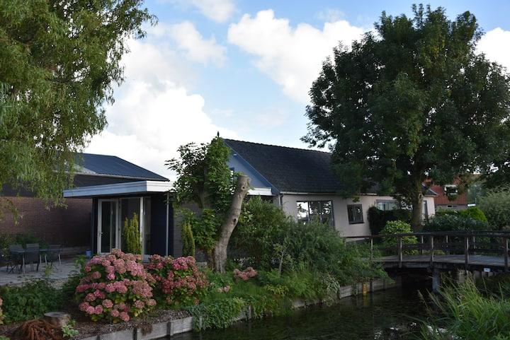 Authentieke woning in Vinkeveen, vlakbij Amsterdam