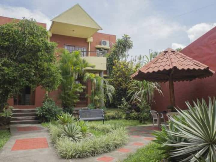 Alex's house, your house in Costa Rica