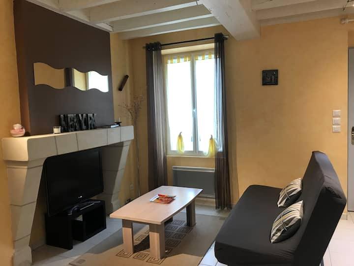 Petite Maison Le Prateau - 4 personnes-1 Chambre