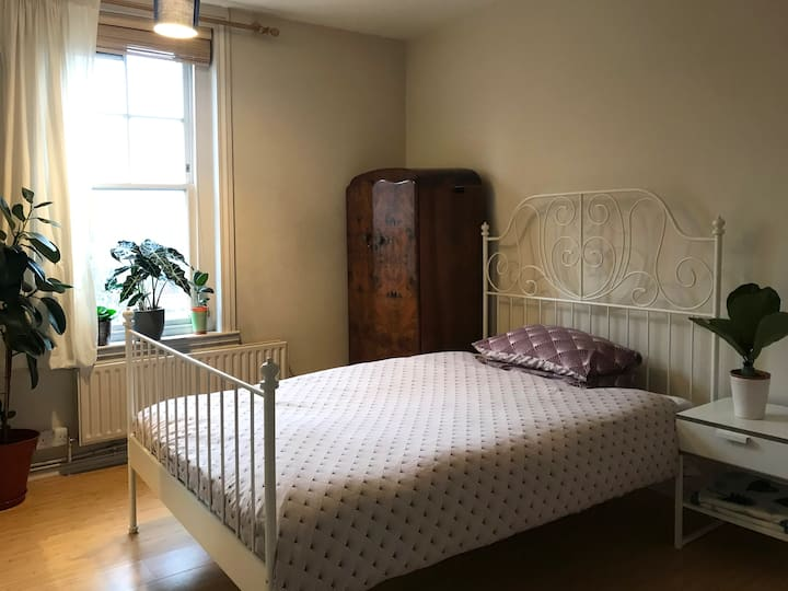 Stylish double room in the heart of Shoreditch
