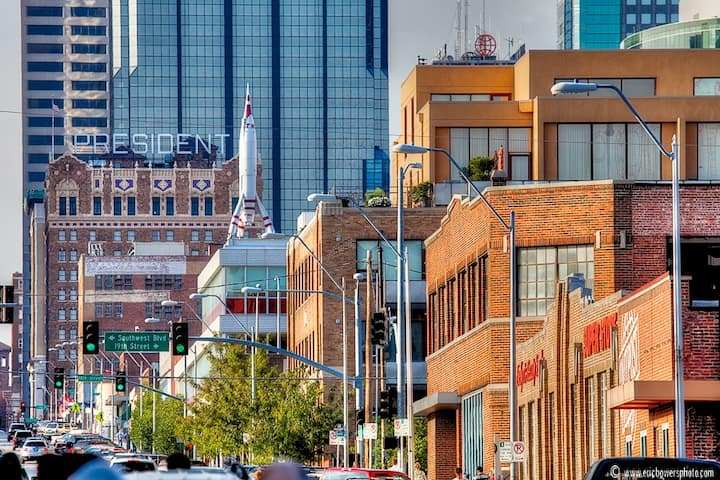 ★ Cozy in the Crossroads ★ Downtown KC ★