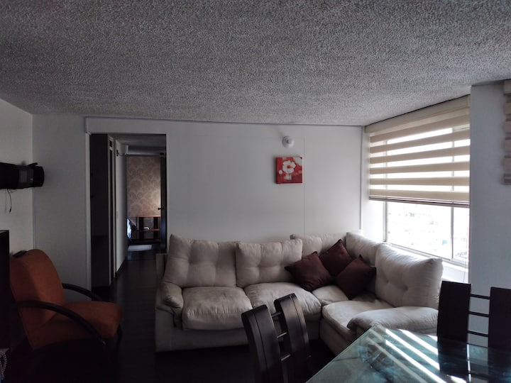 Alojamiento  vistas en Bogotá Pis 16 Bonavista 2