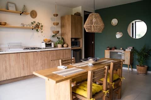 Studio 🍋LIMA🍋 en Colonia Americana by NOMADAbnb