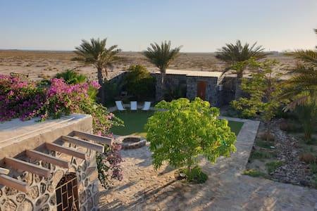 The Stone Cottage of Al Harrah