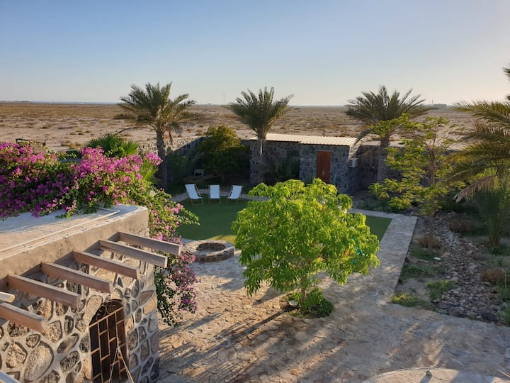 The Stone Cottage of Al Harrah