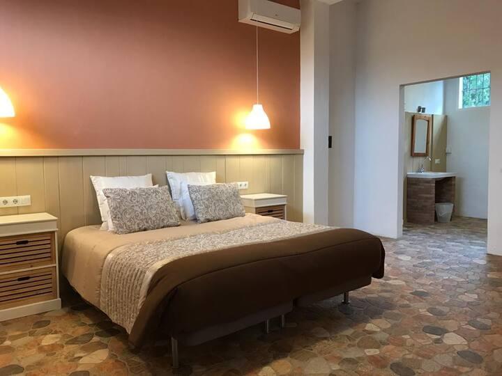 b&b casa adelante 5 slaapkamers vlakbij Sevilla