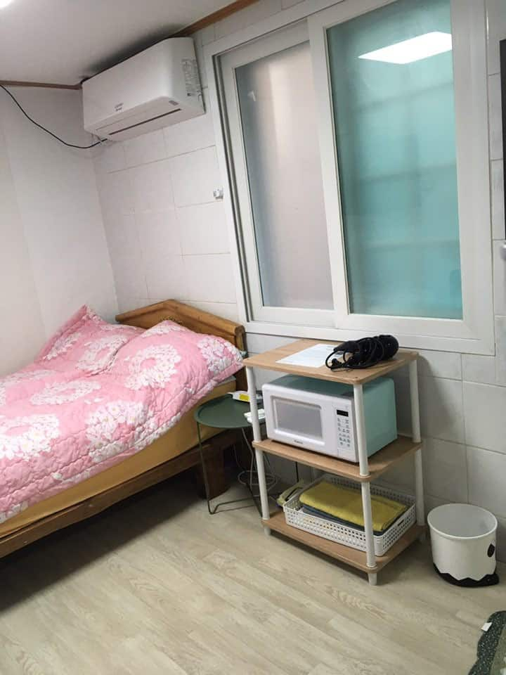 금곡역 5분거리 저렴한 단독원룸 인재개발원, 한국산업인력센터, 김해공항,호포역