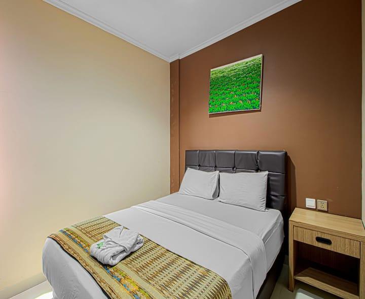Classy Room at Hotel at Jl Wates Serpong