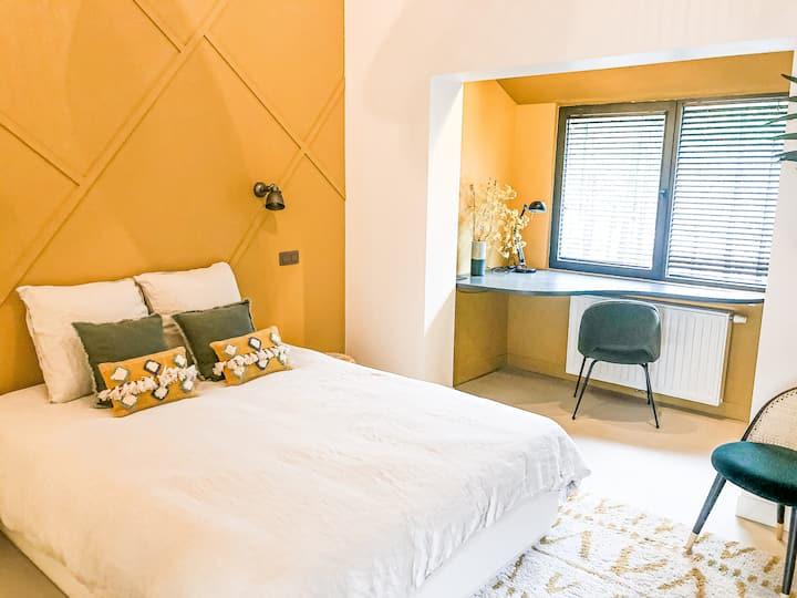 Chambre d'hotes cosy idéalement située à Bierges