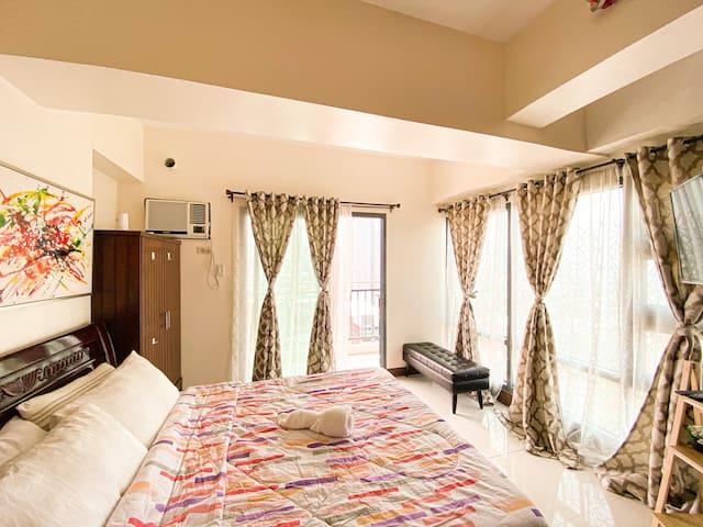 2808 Studio Unit @ Ramos Tower Ultima Residences