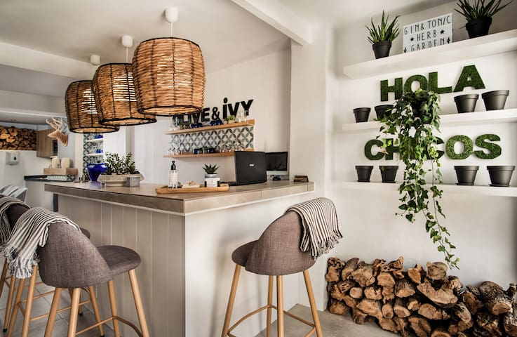 Beautifully decorated Boutique Guesthouse