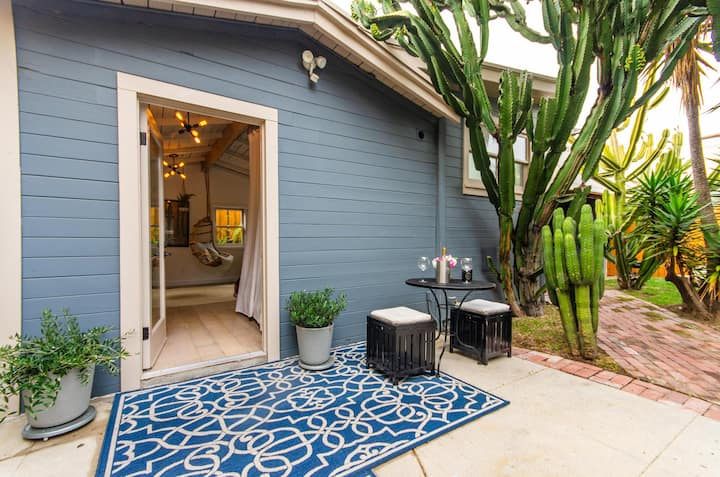 VENICE AWESOME GUEST COTTAGE CLOSE TO ABBOT KINNEY