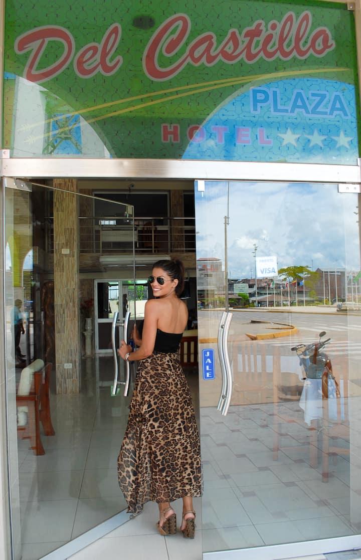 Individual Aire Acondicionado HOTEL 4* en la Plaza