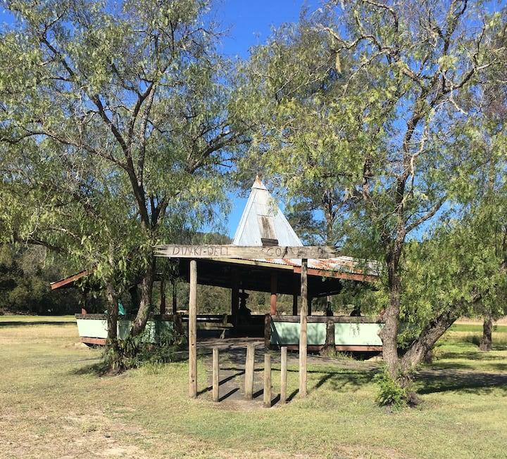 Dinki Dell Private Camping