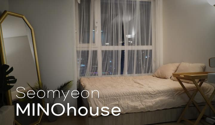 Seomyeon MINO house:)