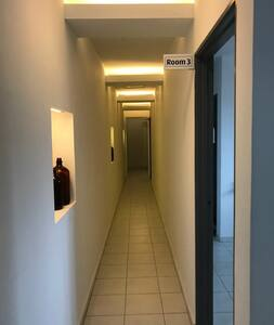 Koridor lebar