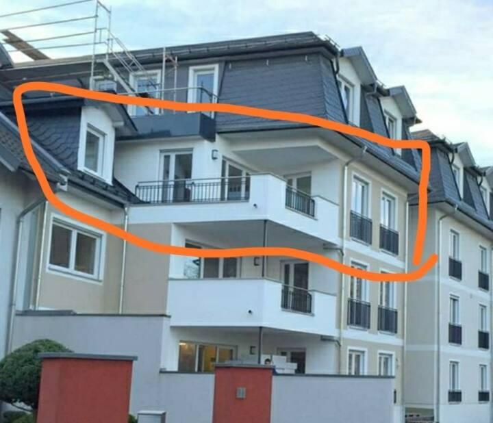 Moderne Wohnung mit Lahnblick in Limburg a.d.L.