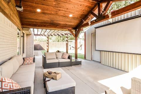 The Cedar Beam Cottage