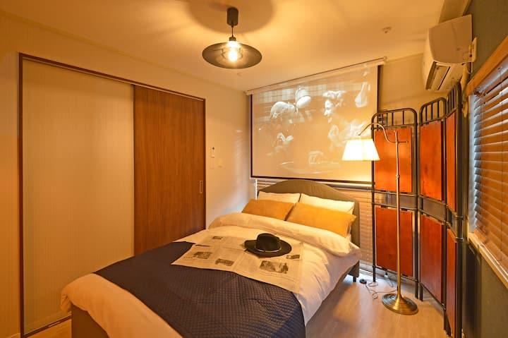 #AS13 / 6 designer rooms / 1min from TX Asakusa
