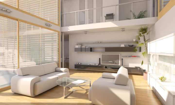 景区度假-亚龙湾品质两室一厅洋房-近森林公园/近奥特莱斯