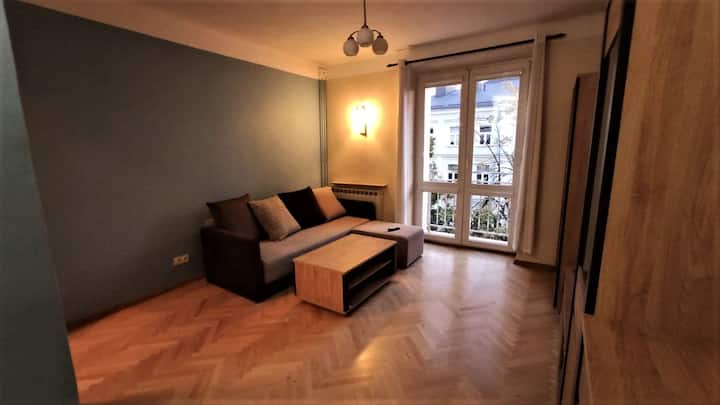 Kielce apartment on Sienkiewicza street