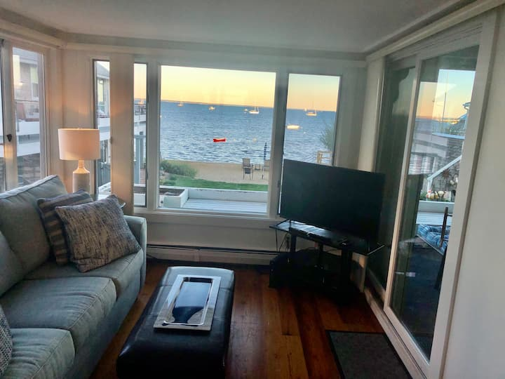 Bayshore 2 Direct Waterfront/Pets Welcome/Parking