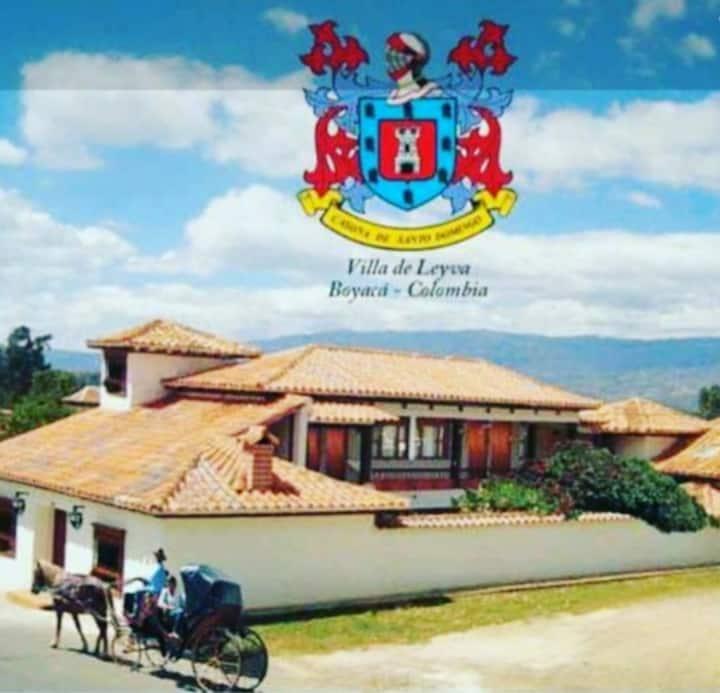Casona Santo Domingo -Villa de Leyva