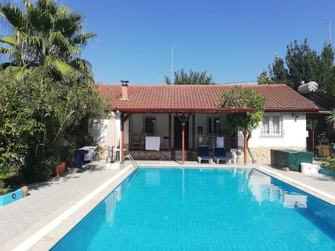 Beyoglu Villa with private pool and garden