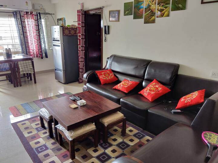 1 Bedroom ensuite(female only) , near DLF IT Park