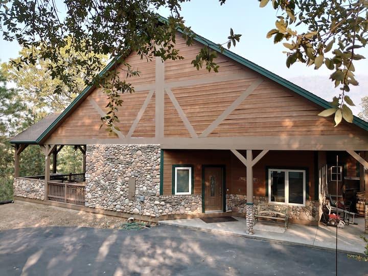 Cozy mountain house near Yosemite/Bass Lake