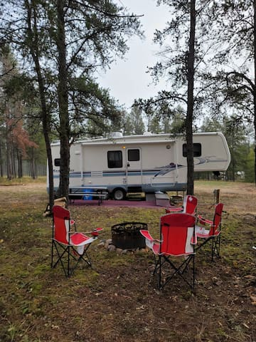 Country Camping in Style