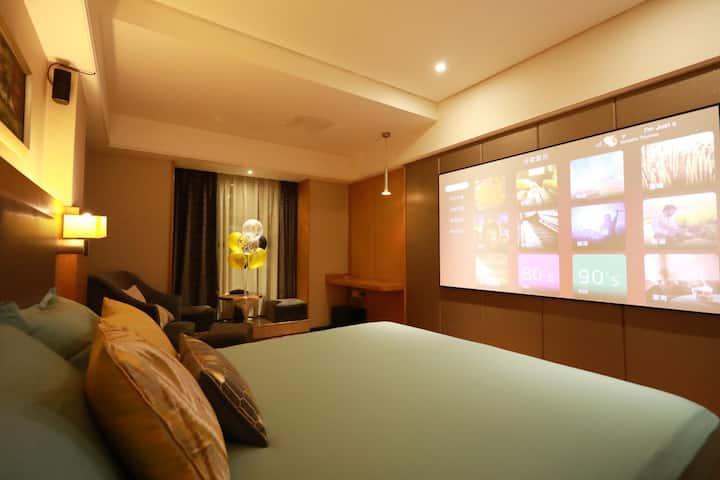 格瑞特私人电影酒店