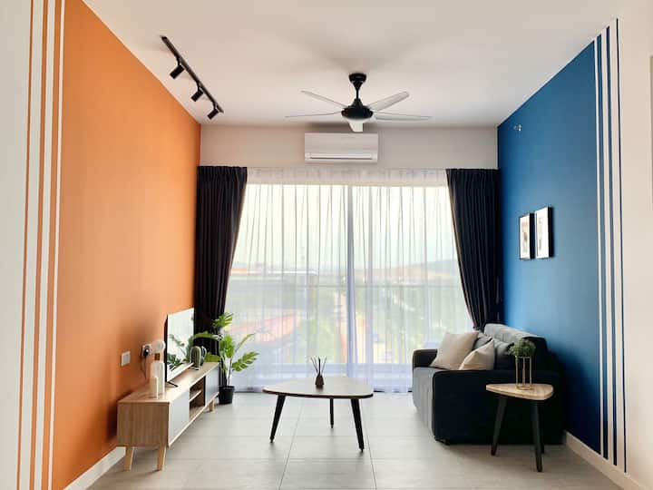 Bell Suites Family Room by Moka @ Sunsuria City