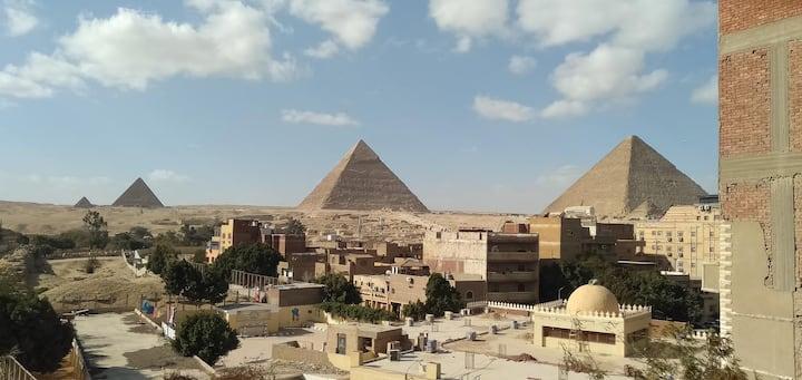 Maged Pyramids View Inn