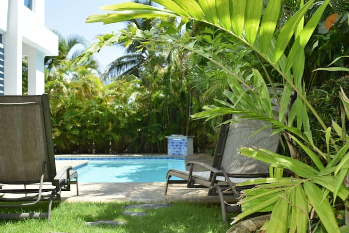 NEW!! The Loft Shacks Beach, Private Pool Villa