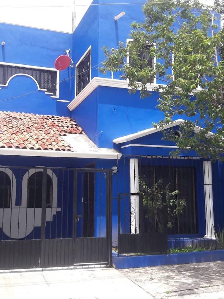 Casa  hermosa cerca de la Universidad de Colima-1