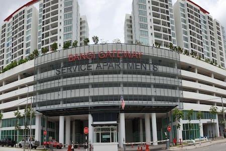 Garden View LG @ Bangi Gateway Service Apartments