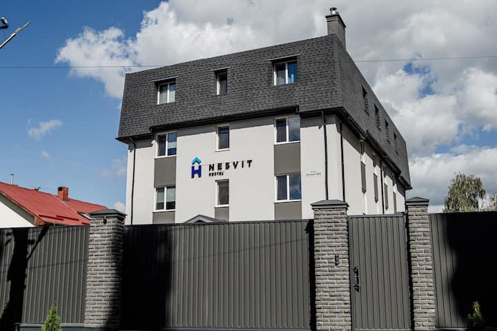 Новый Nesvit Hostel возле м. Академгородок