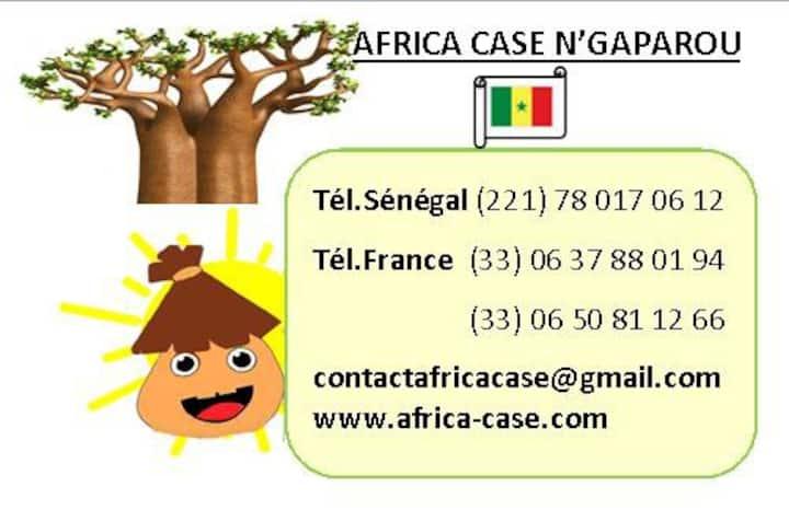 Africa Case - N'GAPAROU