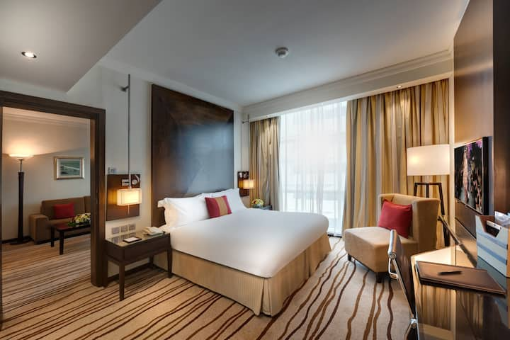 Classic Suite (Long Term Rate from AED 4,500)