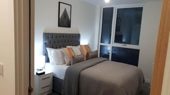 Three Bedroom Apartment City Centre