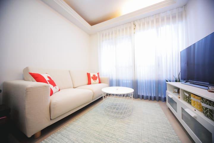 Cosy private room at LinGuang MRT near Xinyi & TSA