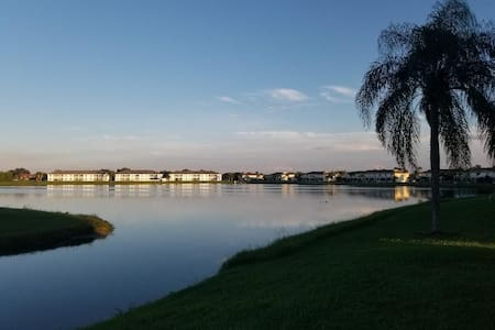 Beautiful Florida Condo with Stunning Lake View!