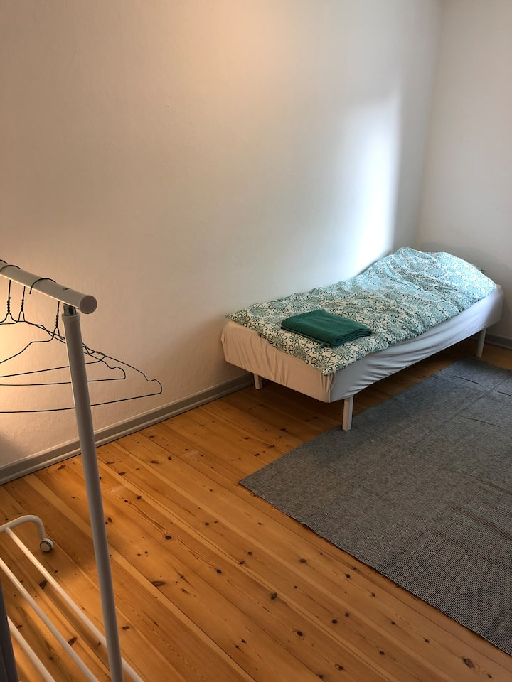 1 bed in private room - in shared apartment.